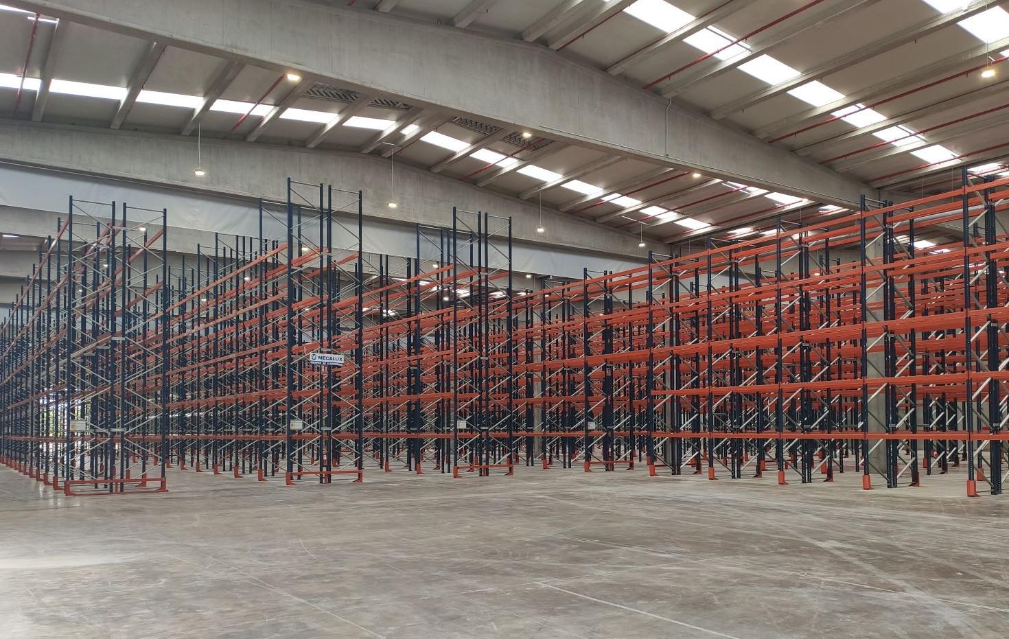 biteco: puesta en marcha almacén logístico